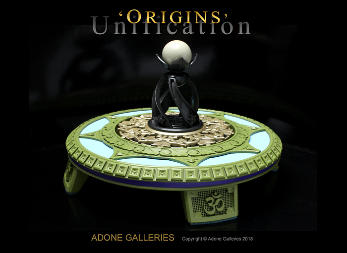Origins Cultural Unity through art