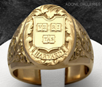 Luxury Harvard ring