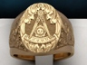 signet ring Past Masters